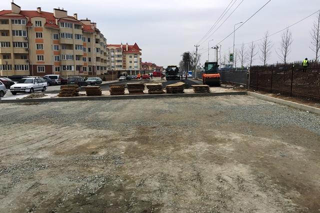 асфальтирование-парковки