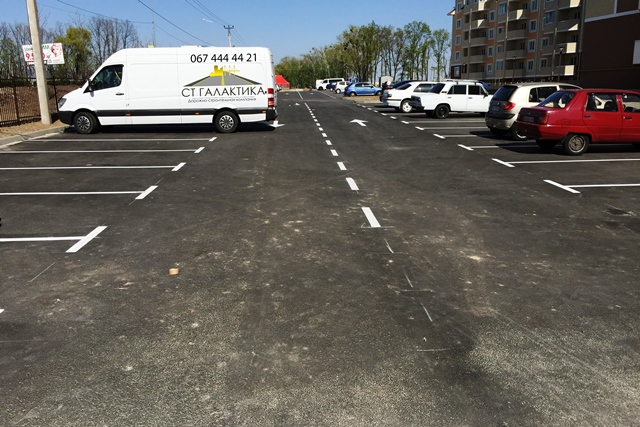 разметка-парковок